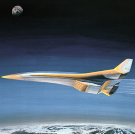 Second Flight Test of Hypersonic Glide Body to Take Place by Year's End