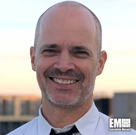 Tim Irvine, Head of Accenture's Federal Digital Studio