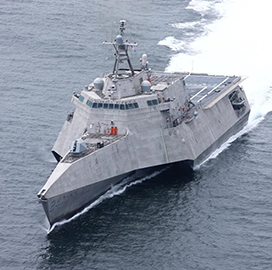 US Navy to Upgrade Warships With Space-Related Capabilities