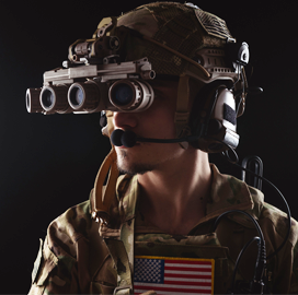 Elbit America Secures $54M Army Order for ENVG-B Systems, Ancillary Support