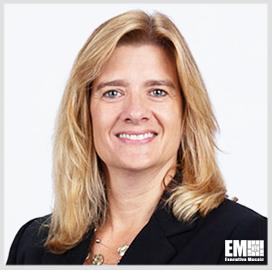 Ellen Ferraro, VP of Mission Assurance at Raytheon Intelligence & Space