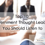 Top 10 Government Thought Leaders You Should Listen to