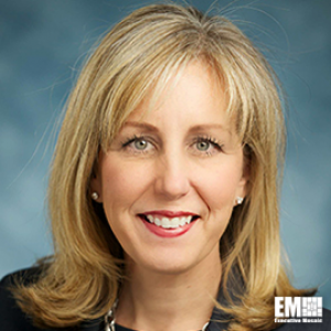 Lesley Kalan, Corporate VP and Chief Strategy and Development Officer at Northrop Grumman