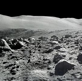 NASA Posts RFI for Lunar Terrain Vehicle