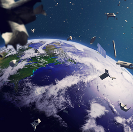 Top Space Official Endorses Use of Commercial Systems for Orbital Debris Removal