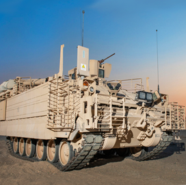 US Army Pilots Communications Program for Highly-Mobile Armored Brigades