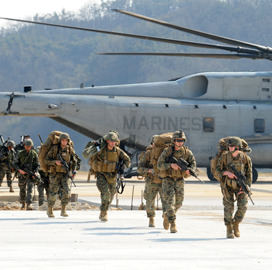 USMC Targets Quick Development and Delivery of Promising New Technologies