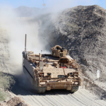 Army Converts Old Tanks for Planned Robot Wargames