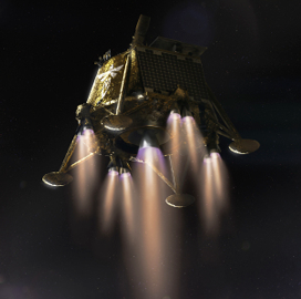 Firefly Aerospace to Start Building Blue Ghost Lunar Lander