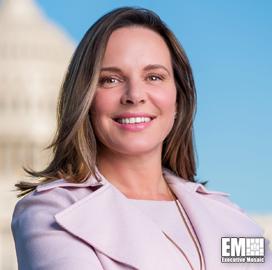 Mercedes LeGrand, Managing Director at Raines International