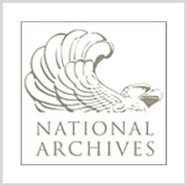 NARA Adopting Multi-Cloud Strategy to Facilitate Paperless Recordkeeping