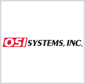OSI Systems Lands Potential $390M CBP Contract for LEP X-Ray Systems