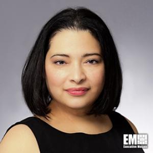 Valeria Rodriguez, Senior Online Collaboration Platform Manager at Guidehouse